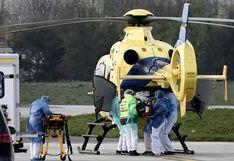 Paciente con coronavirus muerde brutalmente a enfermera en China