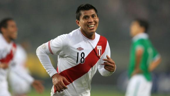 Rinaldo Cruzado se perfila como capitán de Perú ante Inglaterra