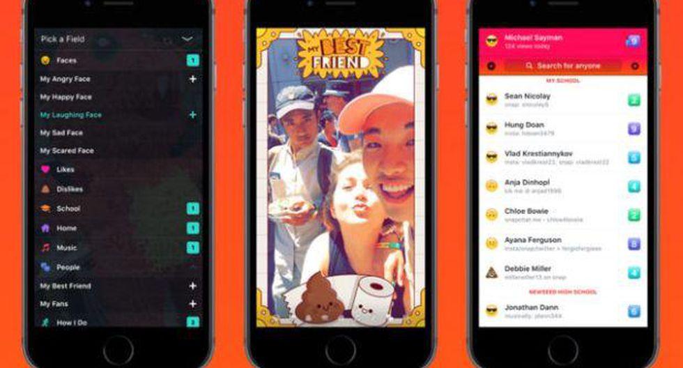 La 'app' de Facebook destinada a adolescentes llega a Android