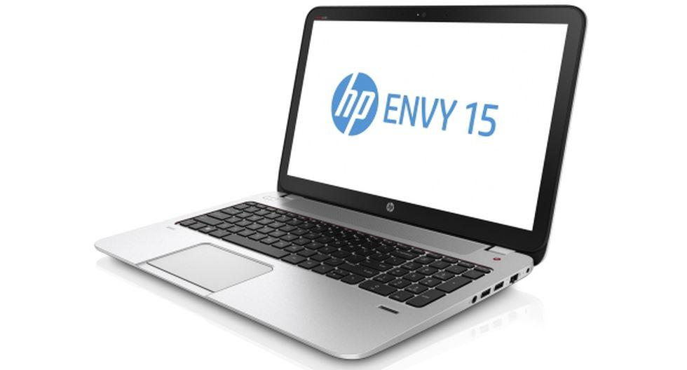 Evaluamos la laptop HP Envy 15