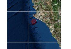 Piura: sismo de magnitud 4,6 fue sentido esta mañana en Sechura