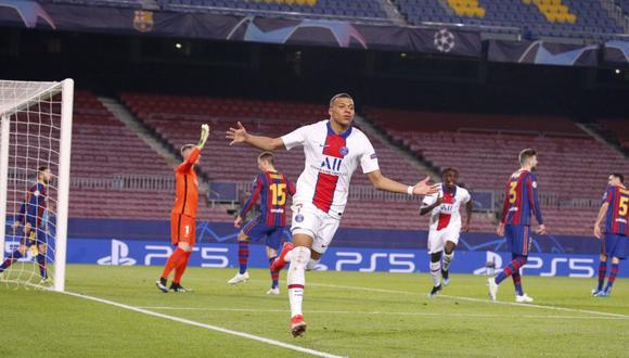 """Neymar mostró su felicidad por la actuación de Mbappé: """"Mi muchacho está jugando mucho"""""""