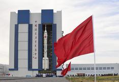China lista para lanzar su primera tripulación a la nueva estación espacial