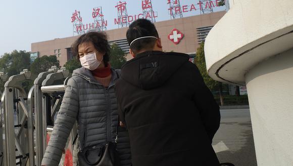 El coronavirus surgió en China. (Foto: Noel Celis / AFP)