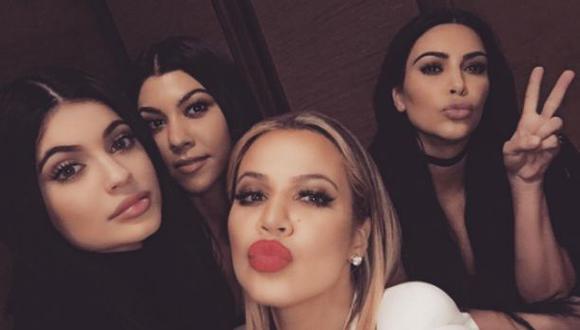 Kim Kardashian y familia disfrutan vacaciones en Costa Rica