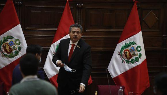 Dominical reveló que familiares habrían contratado con el Estado cuando era congresista en el periodo 2011-2016. (Foto: Hugo Pérez))
