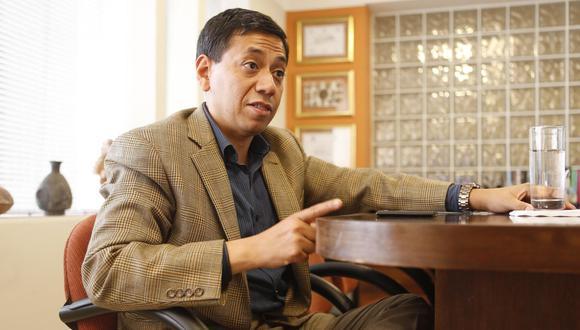 Gunther Gonzales Barrón había recibido credencial de suplente del representante titular del CAL para el período 2016-2020.  (Foto: Roberto Cáceres | Archivo GEC)