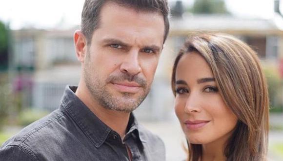 """Mark Tacher está trabajando con Majida Issa en una nueva serie de Telemundo, llamada """"Operación Pacífico"""" (Foto: Instagram)"""
