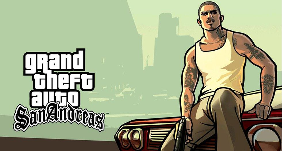 GTA: San Andreas es uno de los títulos más famosos de la franquicia Grand Theft Auto. (Difusión)