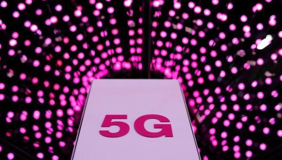 El 5G facilita un mejor uso del espectro radioeléctrico y permite a muchos dispositivos conectarse al mismo tiempo. (Foto: AFP)