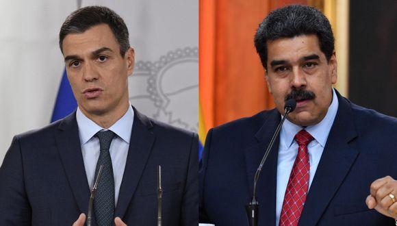 """Sánchez añadió que la lucha por la democracia de los venezolanos es la """"razón de ser"""" de los partidos que, como el suyo, componen la Internacional Socialista. (Foto: EFE)"""