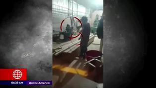 Capturan a sujeto intentó agredir a su mamá en Ayacucho