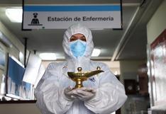 Un día en la vida de las valientes enfermeras del Perú