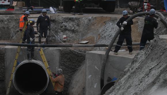 El MVCS estima retomar los trabajos de elaboración de expedientes técnicos de proyectos de saneamiento urbano durante este mes. (Foto: GEC)