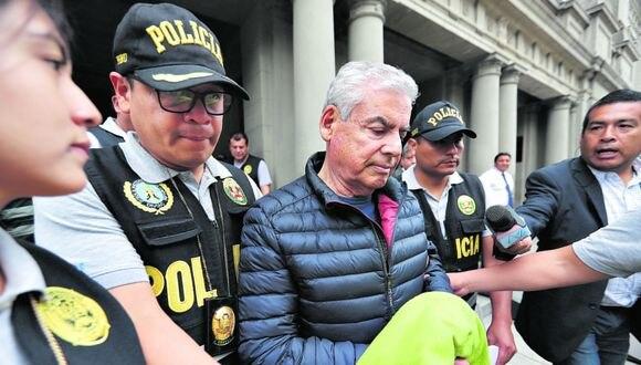 César Villanueva es investigado por presuntos pagos de Odebrecht.