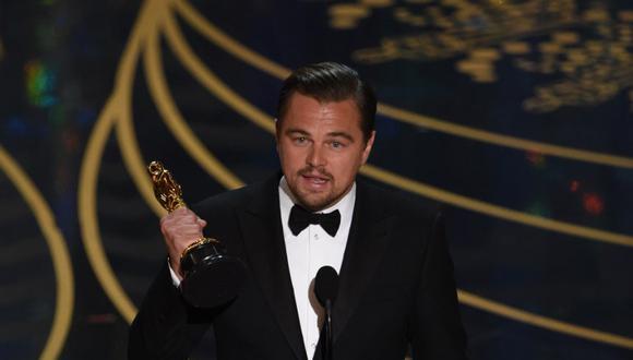 Leonardo DiCaprio celebró su cumpleaños a lo grande con Beyoncé y otros artistas de Hollywood. (Foto: AFP)