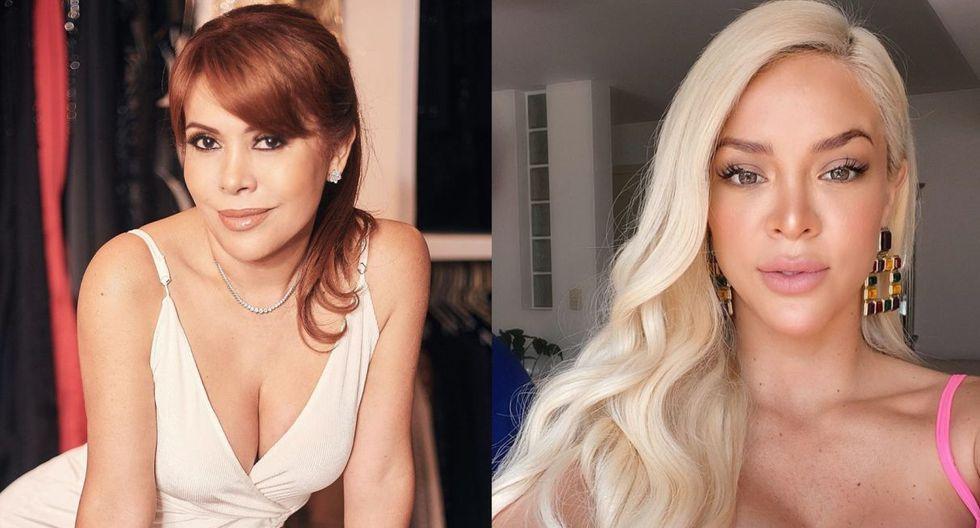 """Sheyla Rojas le responde a Magaly Medina y asegura: """"Yo me he transformado y lo reconozco"""". (Foto: Instagram)"""