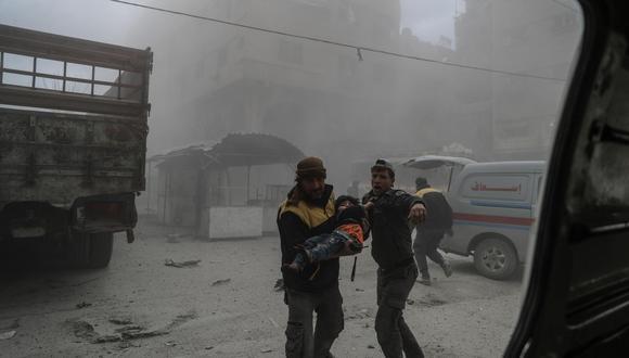 El ataque que dejó 20 muertos al norte de Siria fue perpetrado por el grupo Ansar al Tauhid, ligado a la organización terrorista Al Qaeda. (Foto referencial: EFE)