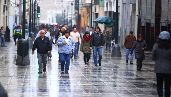 En Lima Oeste, la temperatura máxima llegaría a 17°C, mientras que la mínima sería de 15°C. (GEC)