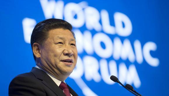 El presidente de China, Xi Jinping. (Foto: AFP)