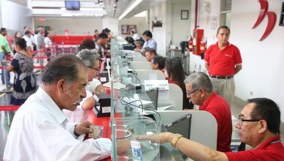 Según cifras del INEI, el 38,6% de adultos mayores de 60 años está afiliado a un sistema de pensiones. (Foto: GEC)