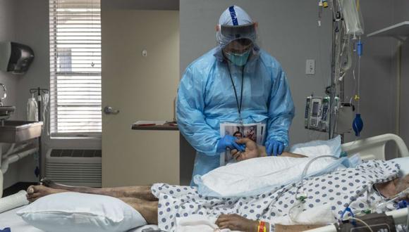 Coronavirus en Estados Unidos | Últimas noticias | Último minuto: reporte de infectados y muertos hoy, viernes 27 de noviembre del 2020 | COVID-19 USA (Foto: Go Nakamura/Getty Images/AFP).