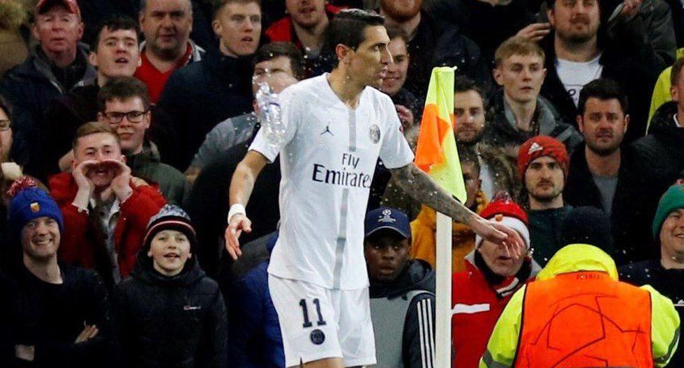 La UEFA emitirá, dentro de poco, un castigo al Manchester United por la agresión a Ángel di María, en el partido contra el PSG por los octavos de final de la Champions League. (Foto: AP)