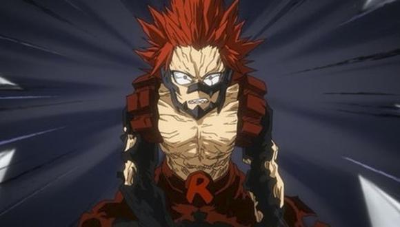 My Hero Academia 4x05: Kirishima revela su verdadero poder y Kai Chisaki le cuenta su plan a Shigaraki (Foto: heroaca)