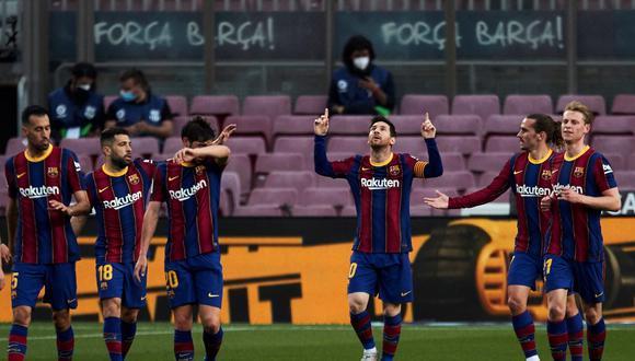 Lionel Messi usará una camiseta especial previo al partido contrea Valencia por LaLiga.