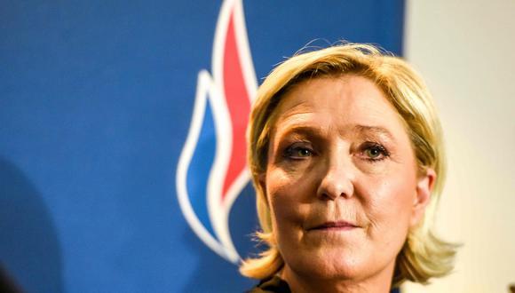 El nuevo nombre que Marine Le Pen propuso para el Frente Nacional será sometido a una votación entre sus militantes y su resultado se conocerá en unas seis semanas. (AFP)