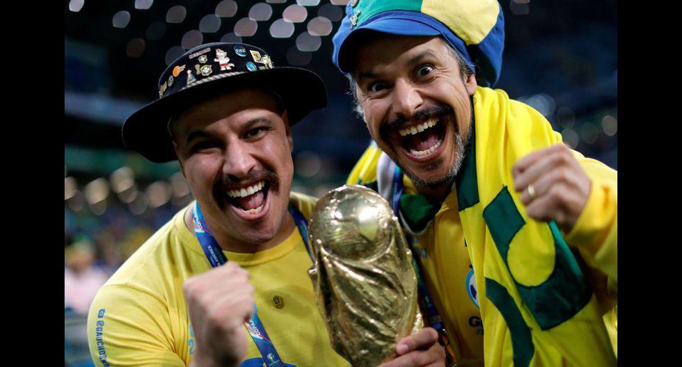 Brasil vs. Paraguay: duelo por Copa América 2019. (Foto: Reuters)