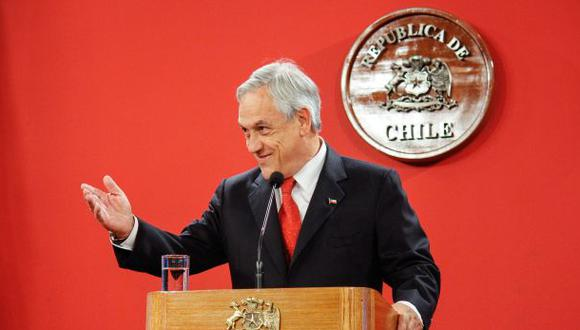 "Chile evalúa enviar nota de protesta por ""triángulo terrestre"""
