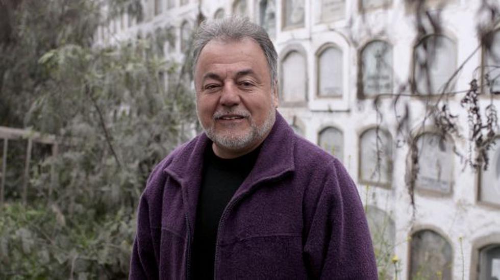 """Luis Repetto: """"Una escalera no daña el cementerio"""" - 1"""