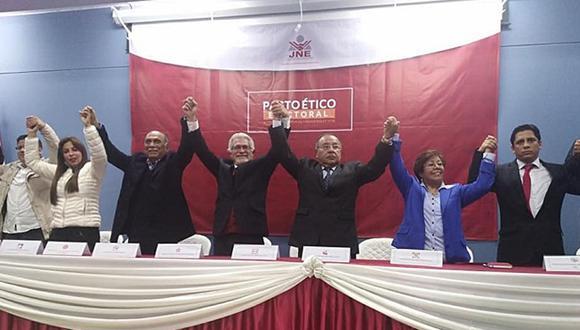 El Jurado Nacional de Elecciones (JNE) realizará mañana, desde las 19:00 horas, el debate electoral entre los candidatos al Gobierno Regional del Callao. (Foto: JNE)