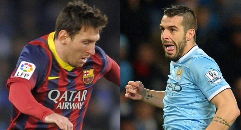 City vs. Barcelona: las dos ofensivas más poderosas del mundo