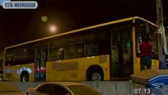Metropolitano: Pro Transporte dijo esto sobre joven atropellado