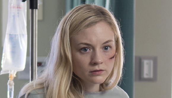 The Walking Dead: la muerte original de Beth Greene era mucho más oscura y retorcida (Foto: AMC)