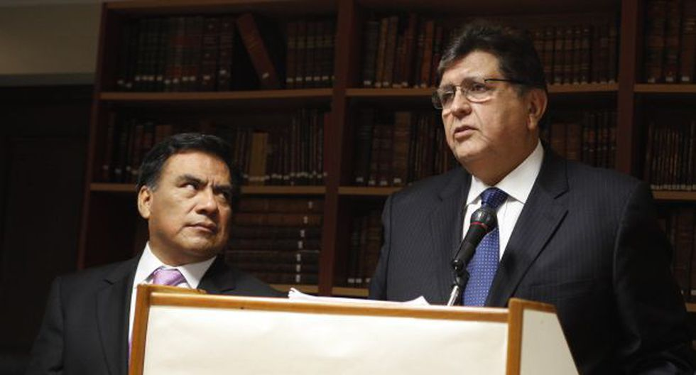 Apra pide que no se debata informes de Megacomisión en el Pleno