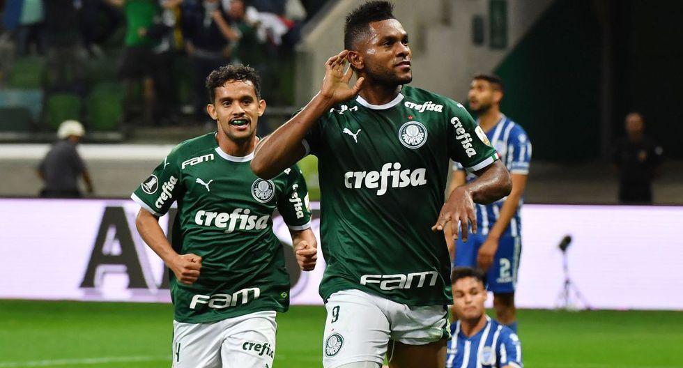 Club: Palmeiras   Nombre anterior: Palestra Italia. (AFP)