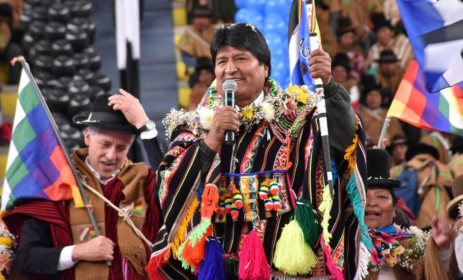 Bolivia: abre las mesas de votación para las inéditas elecciones primarias. Evo Morales es uno de los precandidatos. (Reuters).