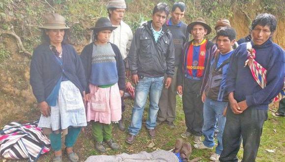 En Huancayo se investigará el asesinato de rondero