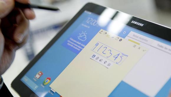 Los principales fabricantes de computadoras y televisores entraron al negocio de las tabletas cuando se creo la categoría. Hoy han evolucionado y ya existen modelos con tecnología 5G. (Foto: Archivo)