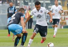 Colo Colo cae 2- 0 ante Deportes Iquique en partido por el Torneo Nacional de Chile