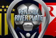 Vía Fox Sports 2 EN VIVO, Peñarol vs. River Plate EN DIRECTO por Copa Sudamericana