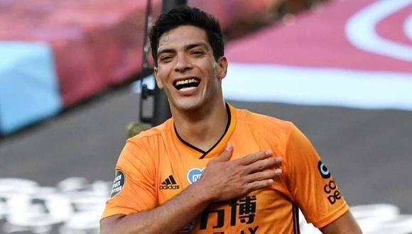 Raúl Jiménez destina a causas benéficas el dinero recaudado por su lesión. (Foto: AFP)