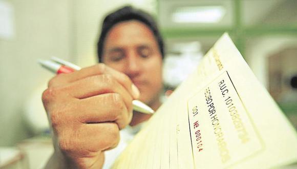 Ocho de cada diez trabajadores independientes labora en condiciones de informalidad. (Foto: GEC)