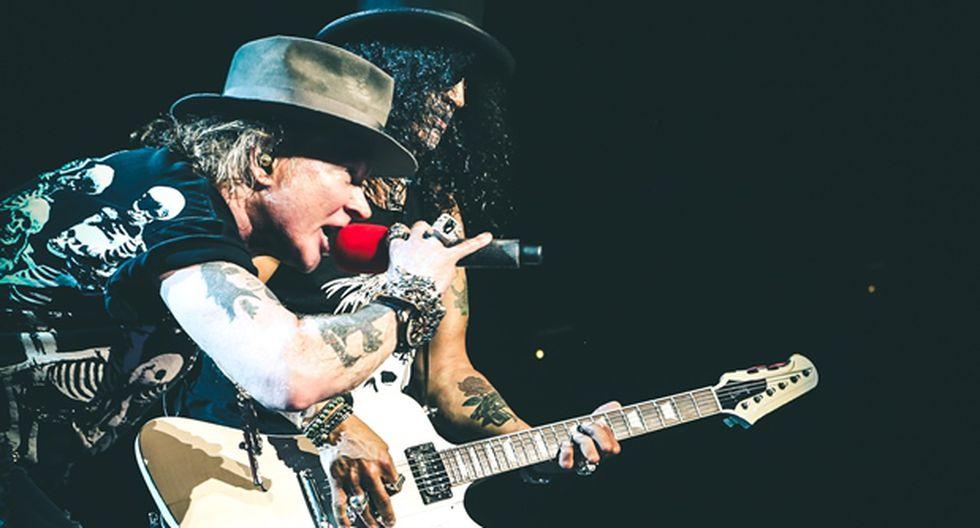 Guns N' Roses: mira lo mejor del vibrante show en el Monumental