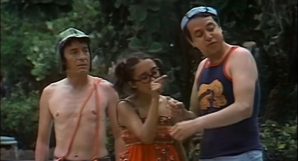 """En el capítulo de Acapulco, los protagonistas de """"El Chavo del 8"""" visitaron un paradisíaco hotel. (Foto: Televisa)"""