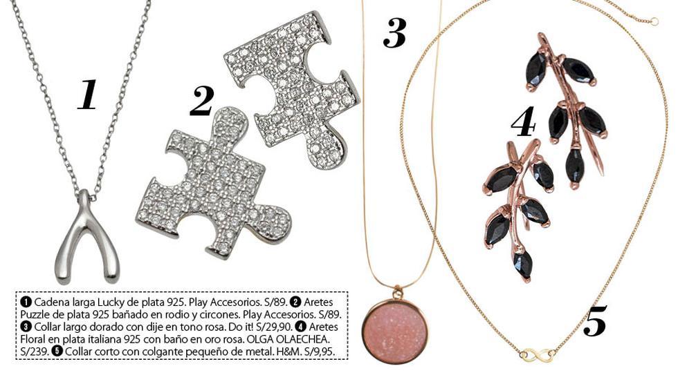 Tendencias en joyas: Entre el minimalismo y lo geométrico - 2