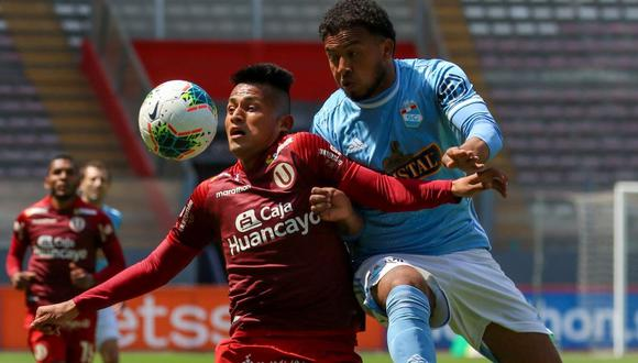 Universitario y Cristal se medirán en la fecha 7 del Grupo A de la Fase 2 de la Liga 1 2020.  (Foto: Liga 1 de fútbol profesional)